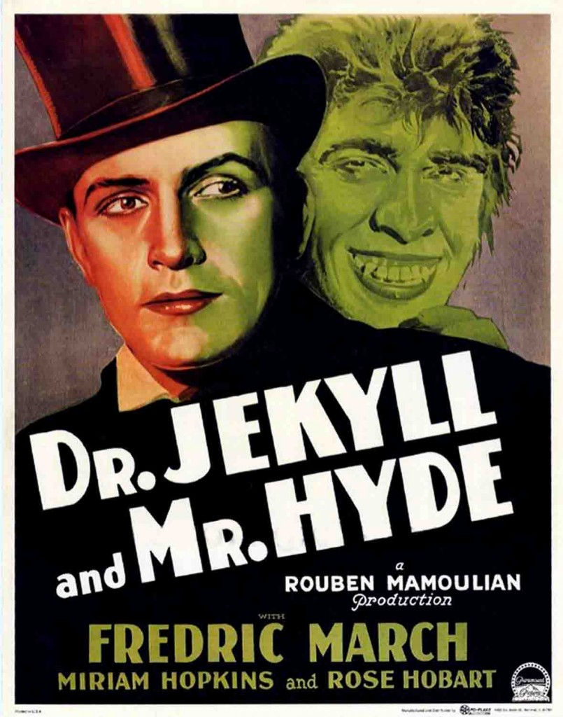 Dr. Jekyll and Mr. Hyde (1931) doctormacro.com