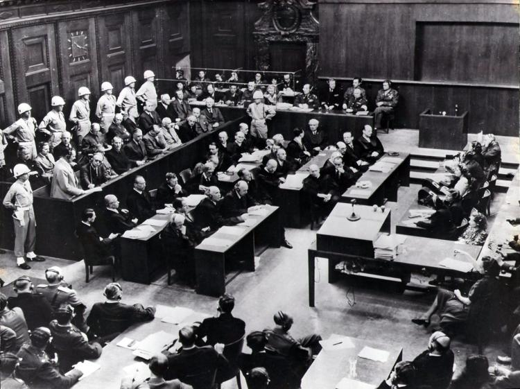 the influence of the nuremberg trials Trials of war criminals before the nuremberg military tribunals under control council law no 10  reassessing the influence of the nuremberg code on american medical ethics j contemp health .