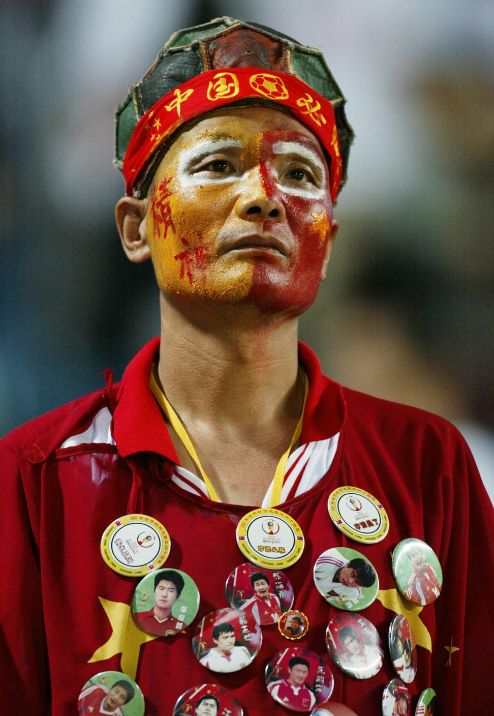 Football was China's national sport for millennia  Why are