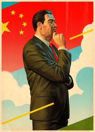 Xi Jinping www.newyorker.com Tavis Coburn