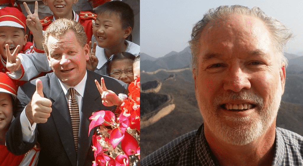 James Bradley tells it like it is on China Rising Radio Sinoland