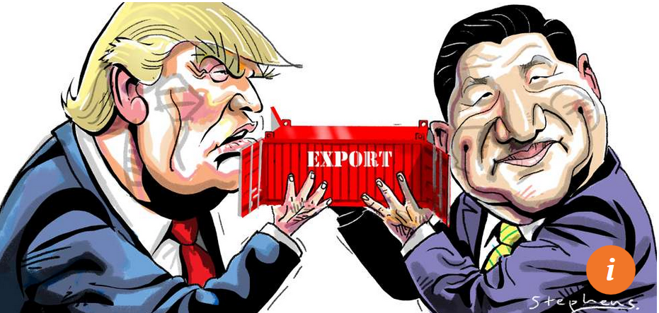 China v US trade war: today is the first day of the rest ...
