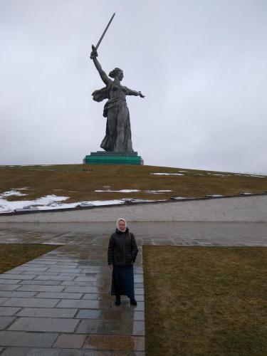 Mother Russia Elena