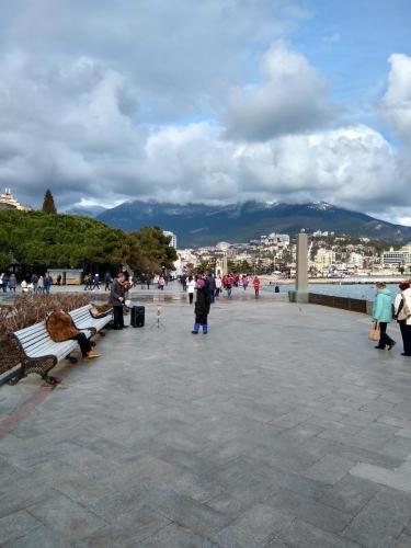 Yalta Boardwalk